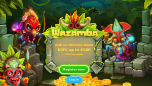 Wazamba Screenshot